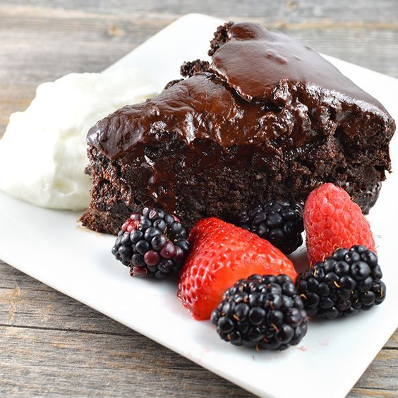 My Flourless Chocolate Cake For Passover is decadent beyond words. It is a silky smooth and rich cake that will please any chocoholic. Serve with whipped cream and berries for an elegant end to any meal on Passover or any time of the year.