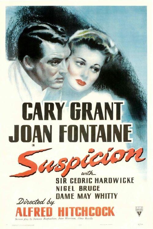 Podejrzenie (1941) - Plakaty - Filmweb