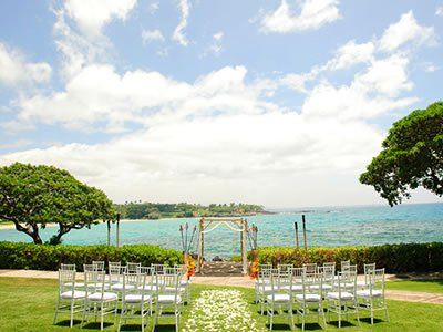 Hawaii Beach Wedding Venues Waterfront Hawaii Wedding Locations