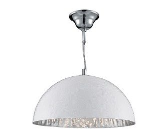 Searchlight lampa wisząca biała scandi design cudo