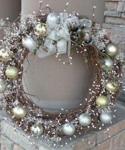 Couronnes de Noël : Toutes nos idées et astuces pour fabriquer une couronne originale. Info - Rennes.maville.com