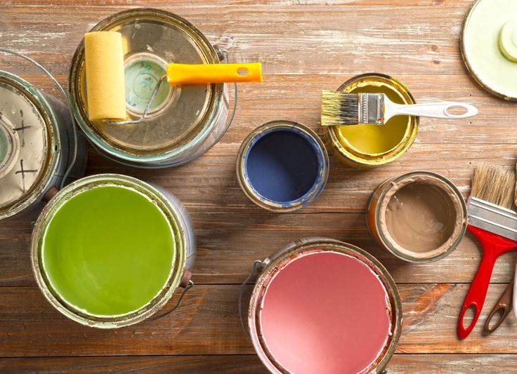 Check your local Household Hazardous Waste (HHW) facility before splurging on new paint, grout, or tile sealant. These facilities collect volatile compounds for safe disposal, but they often recycle unopened and unused items to others, free of charge.