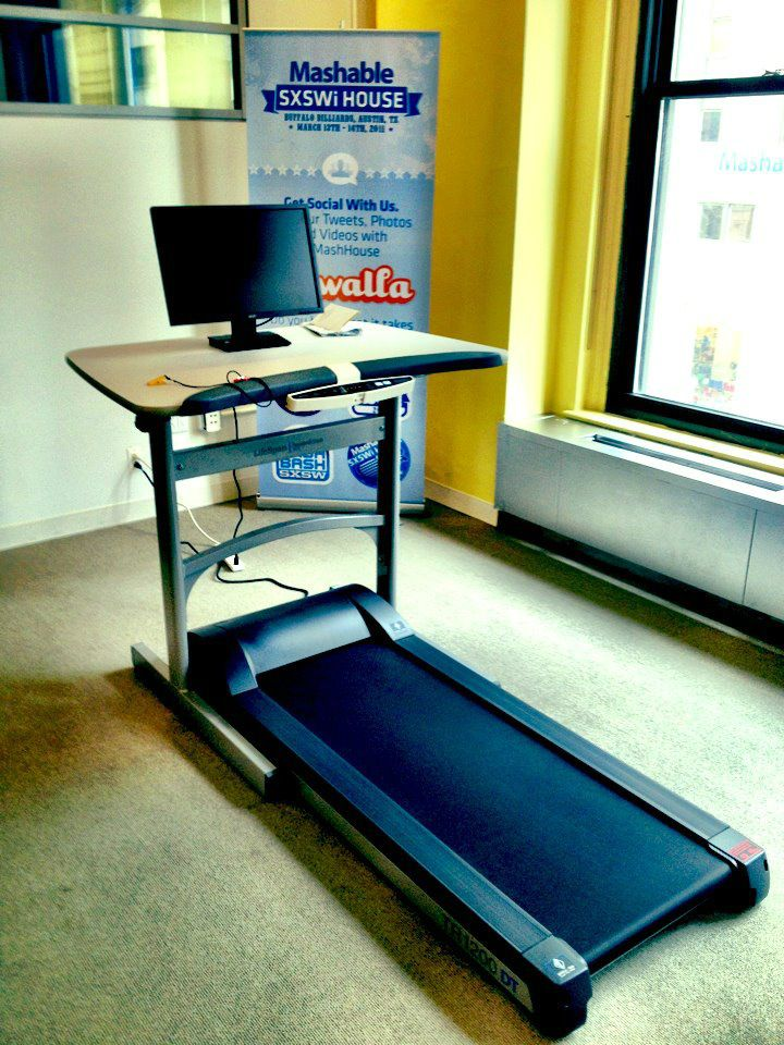 Bradley Gelber On. Treadmill DeskTreadmillsWork SpacesOffice ...