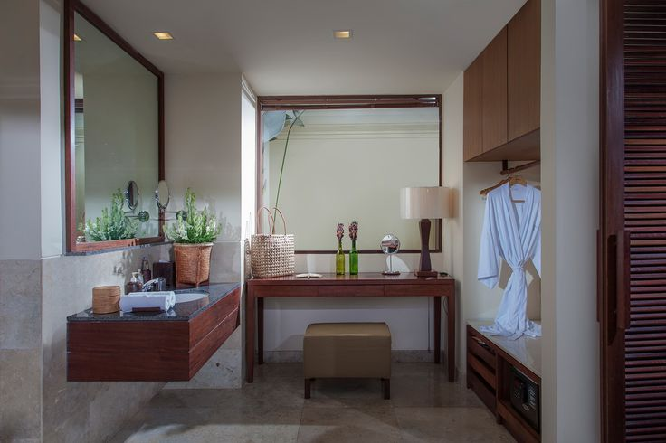 Luxury Bathroom for your Holiday Experience Moment