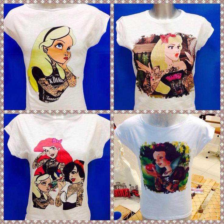 """Nuova linea """"la principessa moderna"""".. Potete averle facendo shopping on line dal nostro sito. www.creativity-center.it"""
