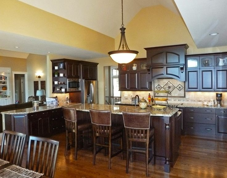 Contemporary Kitchen From The Andalusia Plan 1190 D Http