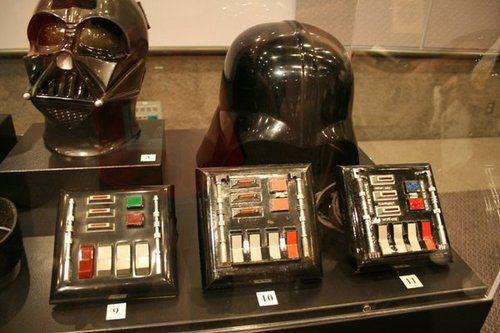 how to make darth vader chest plate