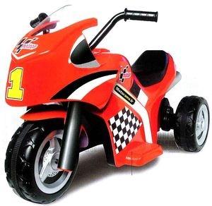 Moto elettrica a tre ruote! Per pieghe in erba!