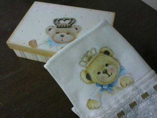 kit de toalhas de boca