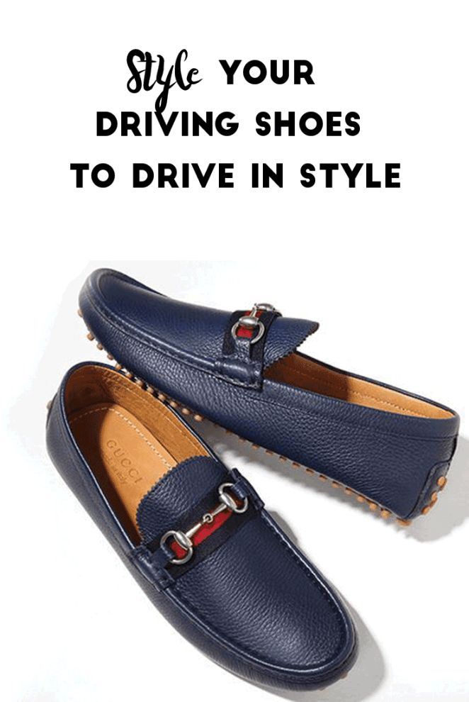 Driving Shoes-Style Your Driving Shoes To Drive In Style