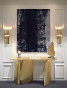 The best Lighting Solution to your Interior Design Project! | PHONG Wall Light | Interior Design | Luxury Lamps | Luxury Interiors | #luxurybrands #moderndesign #interiordesign | more @ http://www.brabbu.com/?utm_source=pinterest&utm_campaign=1Imagem1000Inspiracoes&utm_content=BBsv