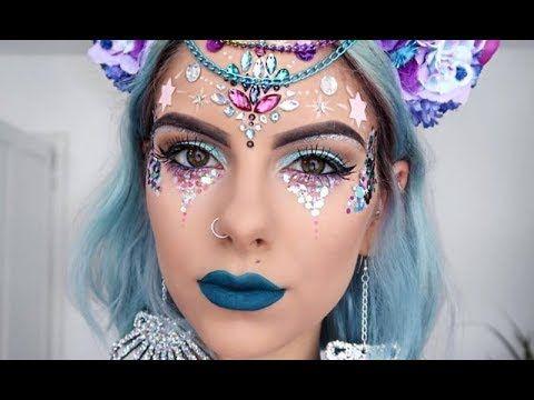 Como Hacer Maquillaje de Fantasia- BellezaTv por Juan Gonzalo Angel