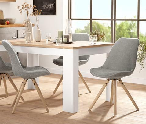 Stilvolle Möbel Mit Viel Komfort Dieser Stuhl Aus Unserer Nordic Serie  Setzt Besondere Akzente In Einem Modern Gestalteten Esszimmer.