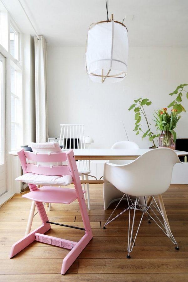 Comedores pequeños. Ideas para decorar comedores.   Decoración para ...