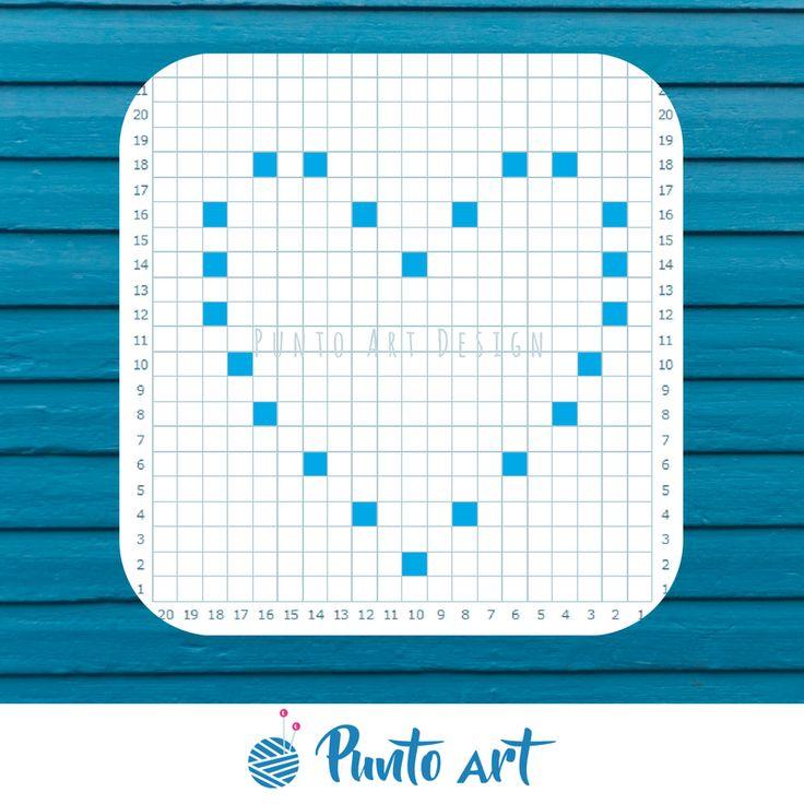 Knitting Design Graph Paper : Best free pattern knit crochet images on pinterest