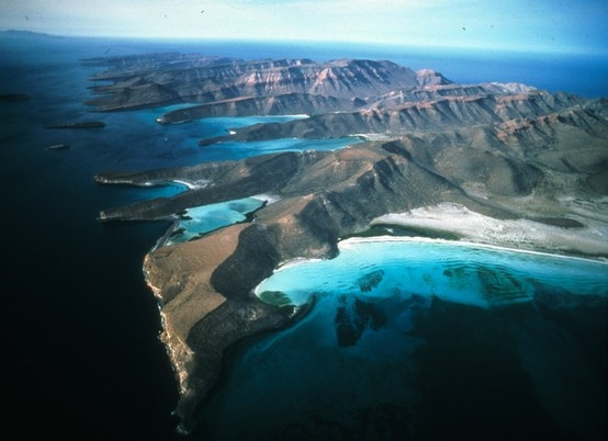 #4 Islands and Protected Areas of the Gulf of California, Mexico.