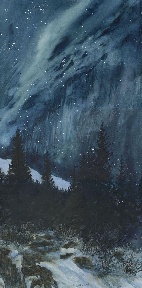 One Dark Night by Chris Bowman.