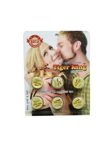 Tiger King Delay Cream to Over Come Early Ejaculation Buy Now  #delay_cream #sexual_wellness