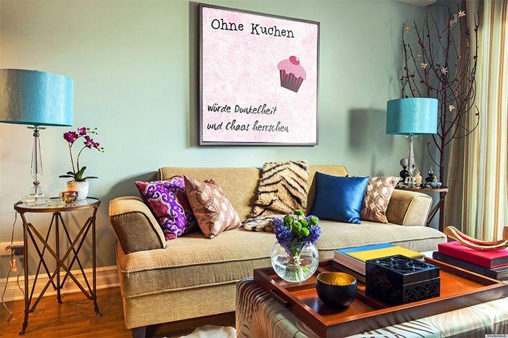 Farbe - Posterprint 42 x 30 cm - ein Designerstück von Heavensblue-Fotografie bei DaWanda