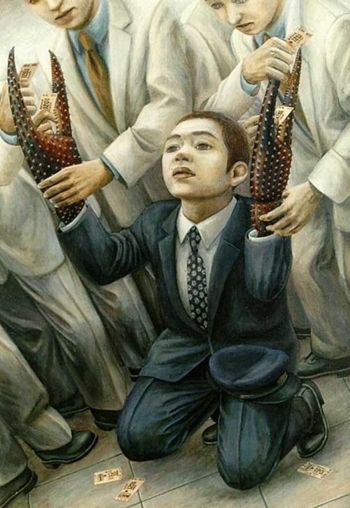 Tetsuya Ishida 石田徹也 1973-2005