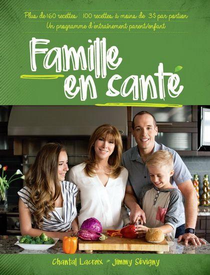 Après les succès fracassants des livres Maigrir 1 et 2, Chantal Lacroix et Jimmy Sévigny  reviennent à la charge avec un tout nouvel ouvrage qui deviendra la référence en matière de santé familiale. Ici, il ne sera pas question de perte de poids mais bel et bien de santé globale.
