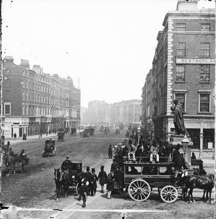 early 1860s, Dublin Ireland