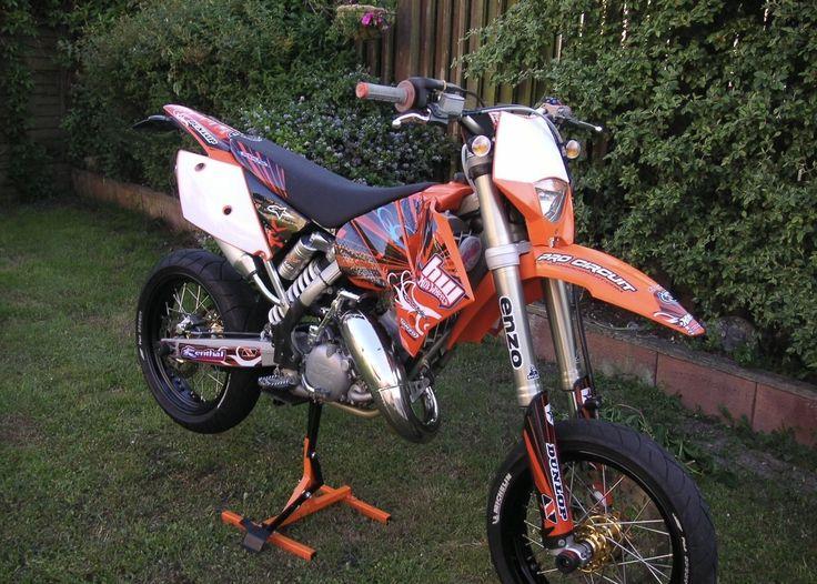 KTM 125cc 2014