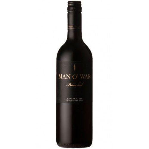Man O' War Ironclad Bordeaux Blend