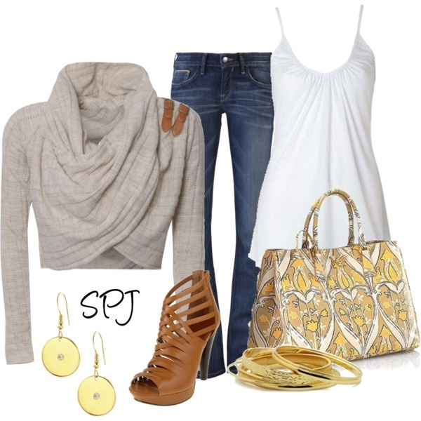 grey and yellow: Fashion Moi, Clothing Jewelry, Cute Sweaters, Clothes Outfits, Fall Fashion, Clothing Outfits, Clothing Beautiful, Cheniaz Shoez Clothez, Yellow Accessories