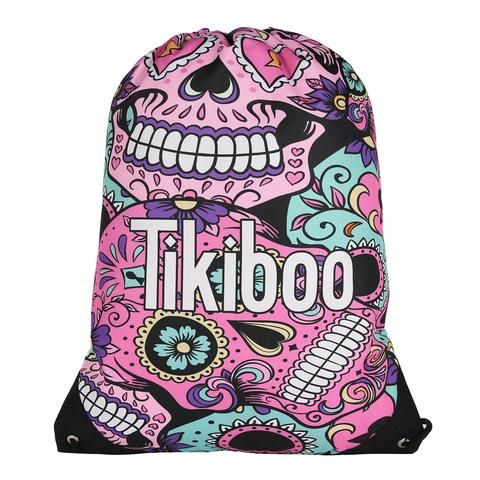 Candy Skulls Bag #Activewear #Gymwear #FitnessLeggings #Leggings #Tikiboo #Running #Yoga