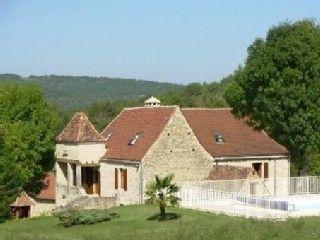 Gîte pour 10/14 personnes aux portes du  Périgord Noir, Piscine, tranquilité   Location de vacances à partir de St Germain du Bel Air @homeaway! #vacation #rental #travel #homeaway