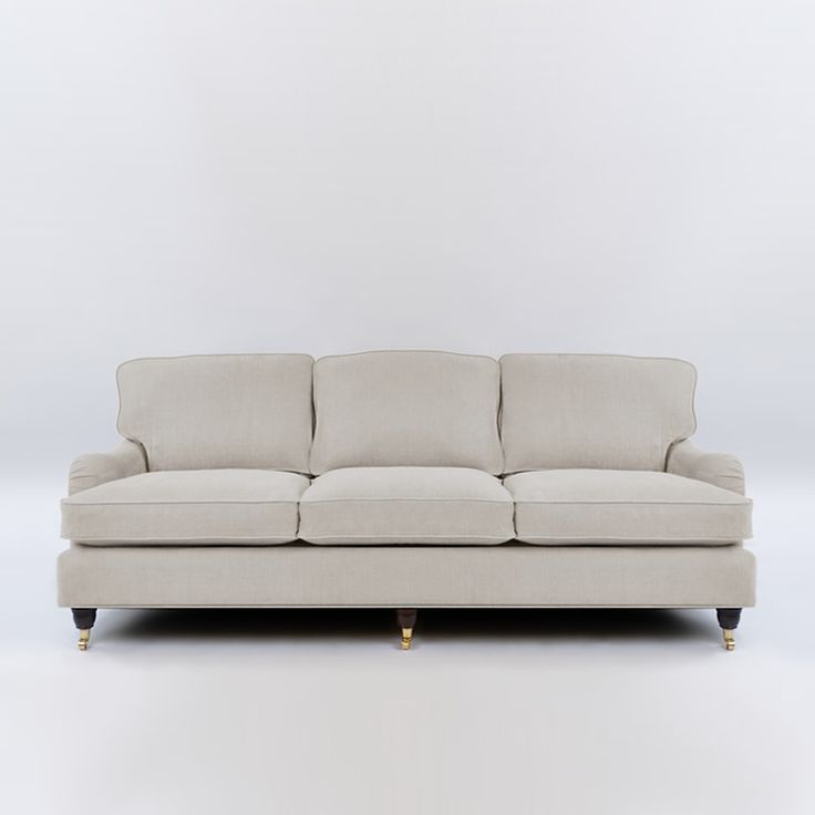 Mayfair Howard-sohva kolmelle Beige ryhmässä Sohvat @ RUM21 AB (SA000110)