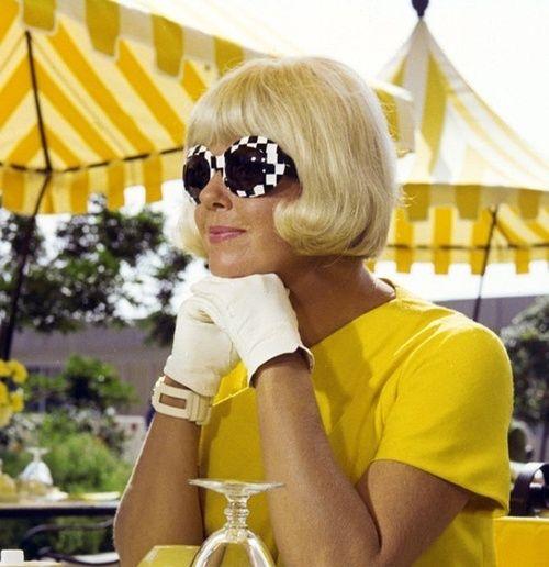 theswinginsixties: Doris Day in 'Caprice', 1967.