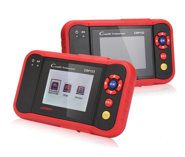 Launch Creader CRP123 Code Reader Scanner Automotive Car Diagnostic Tool OBD2 | eBay