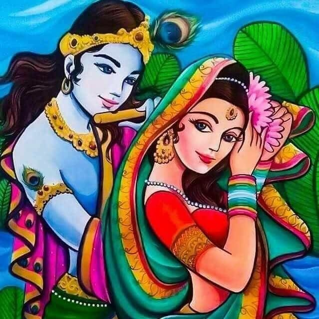 Radha Krishna Krishna Painting Krishna Art Krishna Radha Painting