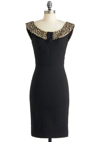 Leopard Dress $90!
