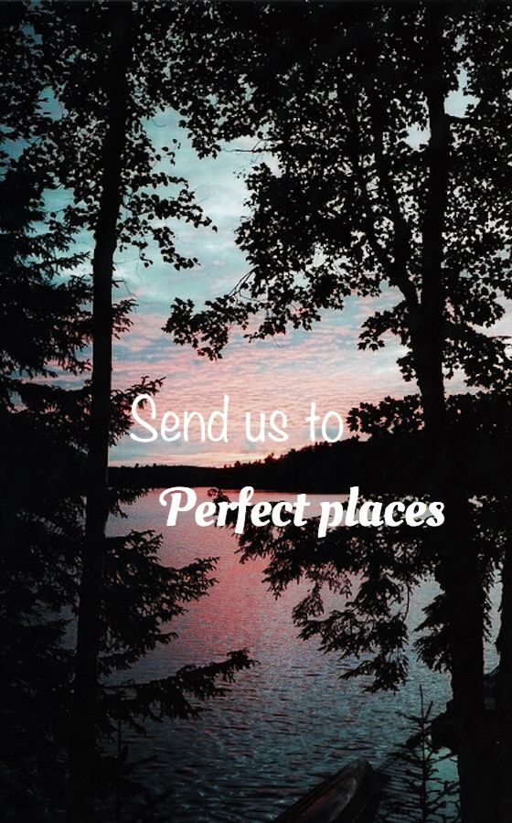 Perfect places~ Lorde