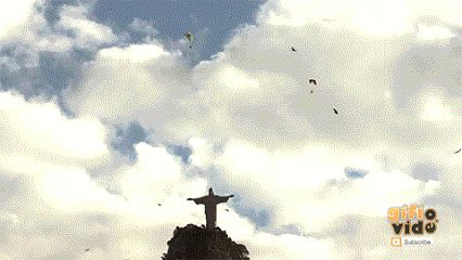 Paramotor Ride in Rio