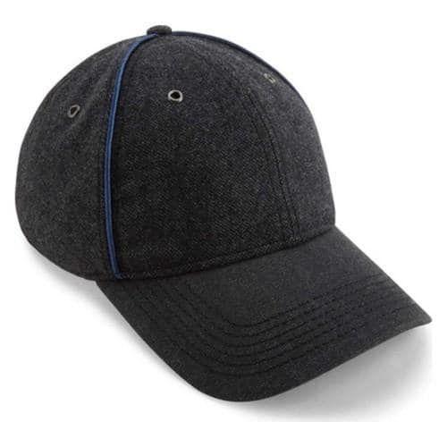Men's Ben Sherman Piping Coated Visor Baseball Cap