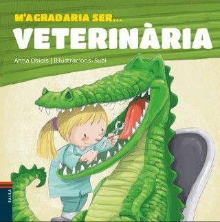 Conte on els joves protagonistes s'imaginen fent de veterinaris.