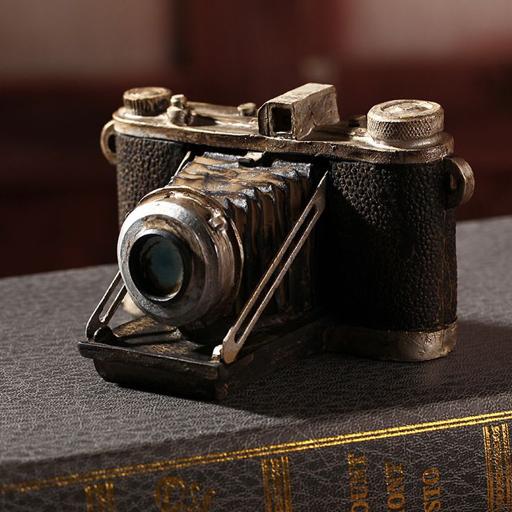 Shabby Chic Camera Vintage Home Decor Resin Crafts Home Decoration Accessories For Living Room Antique Art Collections-in Figurines & Miniatures from Home & Garden on Aliexpress.com | Alibaba Group