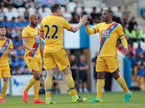 Report: Colchester United -1 Crystal Palace