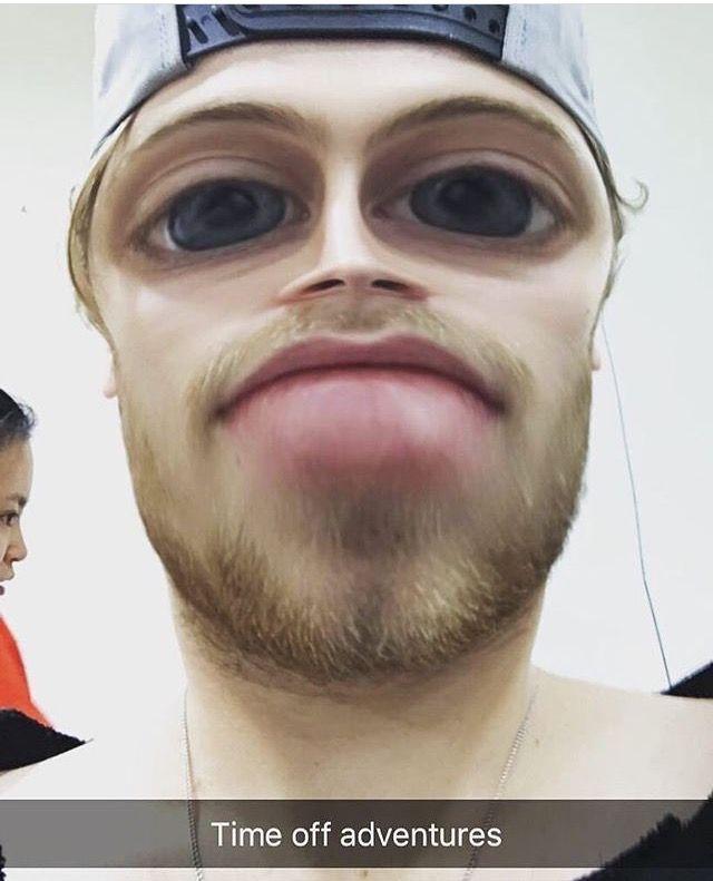 Michael on snapchat