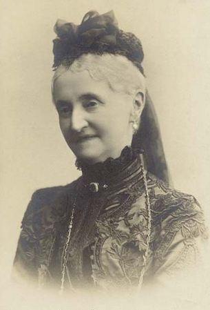 Her Serene Highness Hermine, Princess of Schaumburg-Lippe (1827-1910) née Her Serene Highness Princess Hermine of Waldeck-Pyrmont