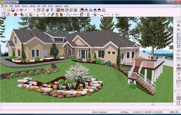Bliv din egen havearkitekt ved hjælp af avancerede eller lette tegneprogrammer. Bolius har fundet 5 gode tegneprogrammer til haven.