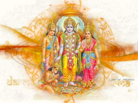 Lord Ram,Sita,Lakshman and Hanuman Photos