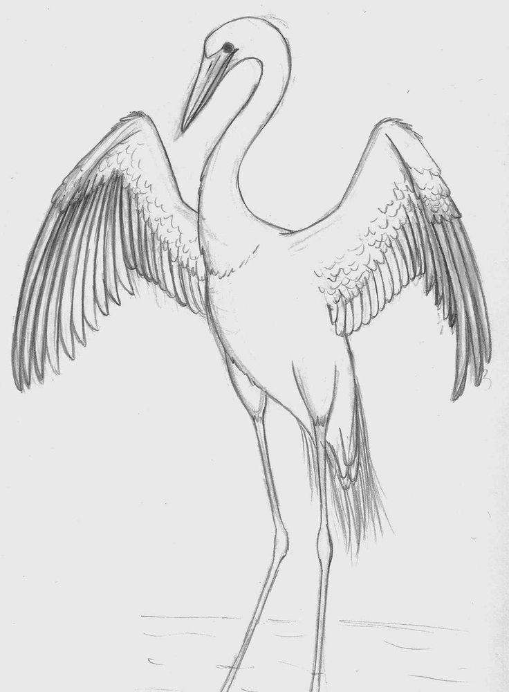 japanese crane tattoo - Google Search   Tattoos   Crane ...