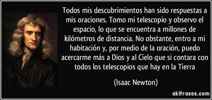 vía pinstamatic isaac newton quote astrolabe phrases