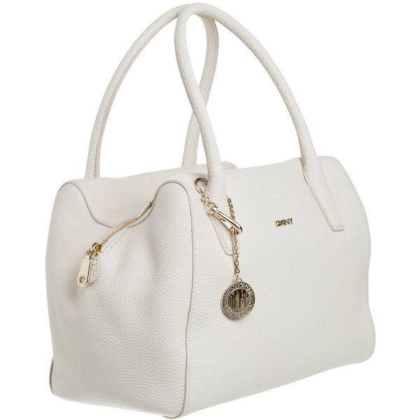Bowling-Bag ($280) found on Polyvore featuring bags, handbags, white purse, bowler bag, white bags, bowling bags and white handbags