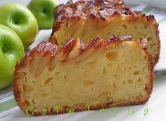Сafe Iryna: Сочный пирог с яблоками